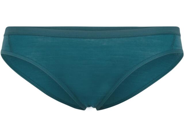 Icebreaker Siren Bikini Slip Dam kingfisher